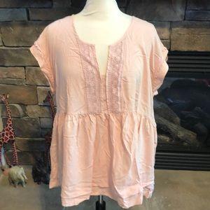 Torrid plus size blouse size 1